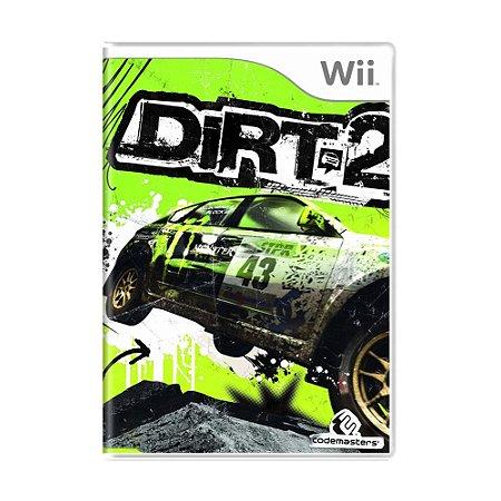 Jogo DiRT 2 - Wii