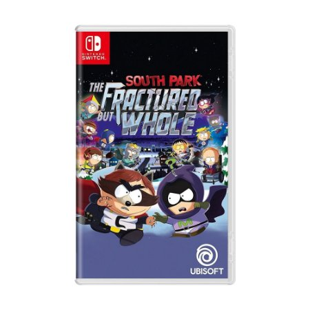 Jogo South Park: The Fractured But Whole - Switch
