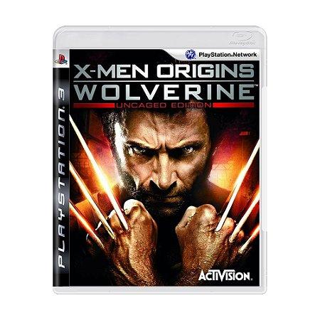 Jogo Jogo X-Men Origins: Wolverine (Uncaged Edition) - PS3