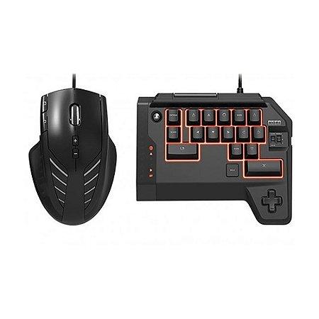 Mouse e Teclado Hori Tactical Assault Commander 4 com fio - PS3 e PS4