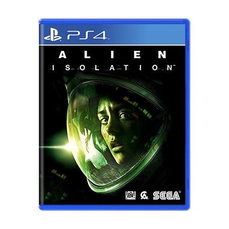 Jogo Alien Isolation - PS4