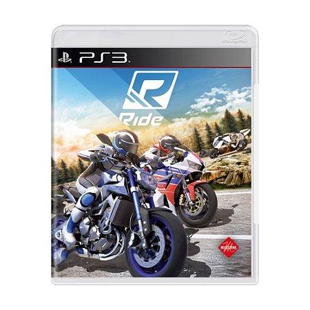 Jogo Ride - PS3