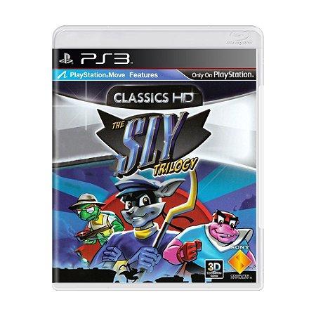 Jogo The Sly Trilogy - PS3