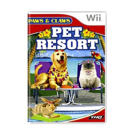 Jogo Paws & Claws: Pet Resort - Wii