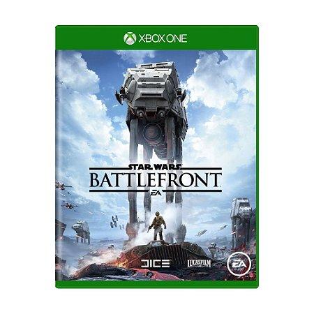 Jogo Star Wars Battlefront - Xbox One