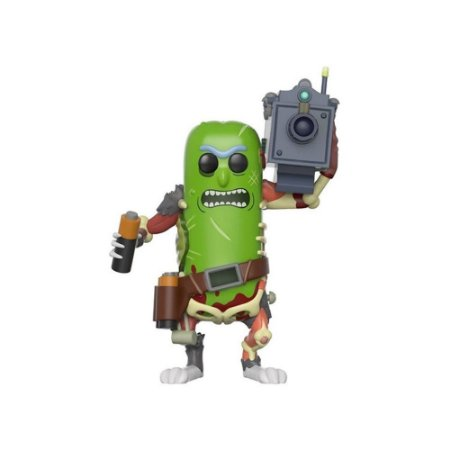 Boneco Pickle Rick With Laser 332 (Rick And Morty) - Funko Pop!