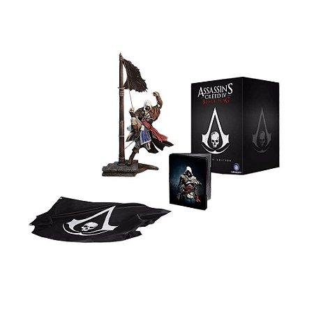 Jogo Assassin's Creed IV: Black Flag (Limited Edition) - PS3