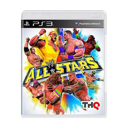 Jogo WWE All Stars - PS3