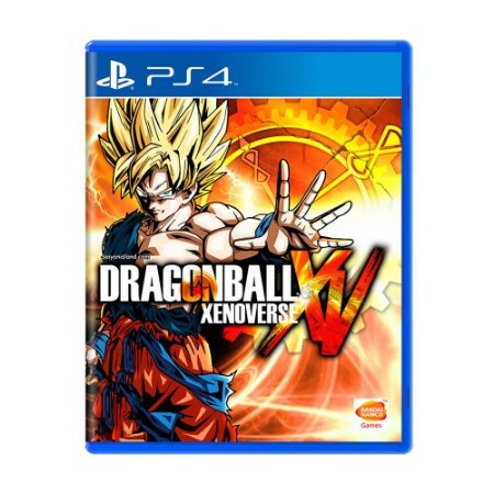 Jogo Dragon Ball XV: Xenoverse - PS4