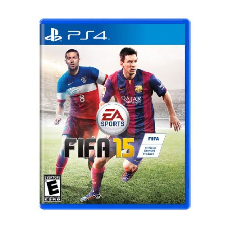Jogo FIFA 15 - PS4 [Inglês]