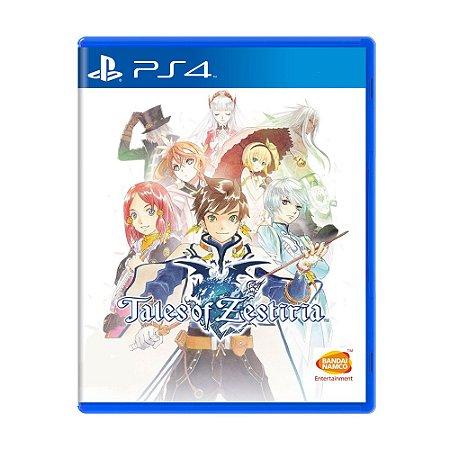 Jogo Tales of Zestiria - PS4