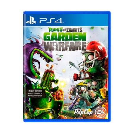 Jogo Plants Vs. Zombies: Garden Warfare - PS4