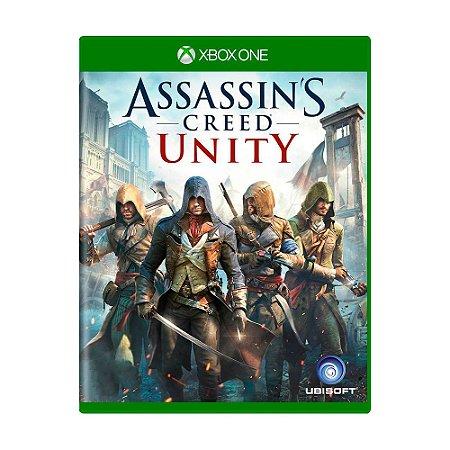 Jogo Assassin's Creed: Unity - Xbox One