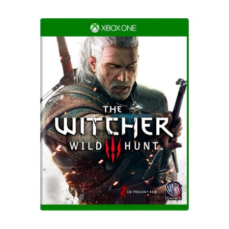 jogo the witcher 3 wild hunt xbox one meugameusado. Black Bedroom Furniture Sets. Home Design Ideas