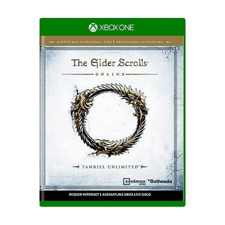 Jogo The Elder Scrolls Online - Xbox One [Inglês]