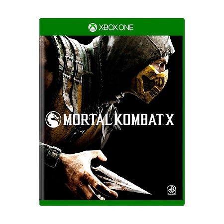Jogo Mortal Kombat X - Xbox One