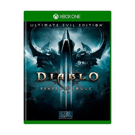 Jogo Diablo III: Reaper of Souls - Xbox One