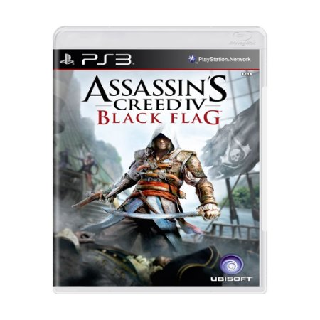 Jogo Assassin's Creed IV: Black Flag - PS3