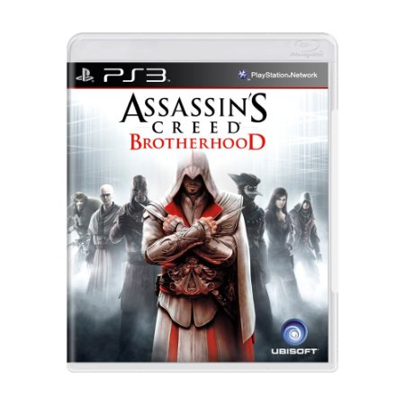 Jogo Assassin's Creed Brotherhood - PS3