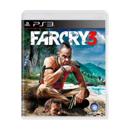 Jogo Far Cry 3 - PS3