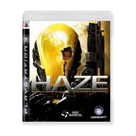 Jogo HAZE - PS3