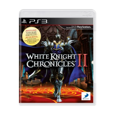 Jogo White Knight Chronicles II - PS3
