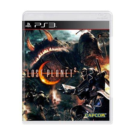Jogo Lost Planet 2 - PS3