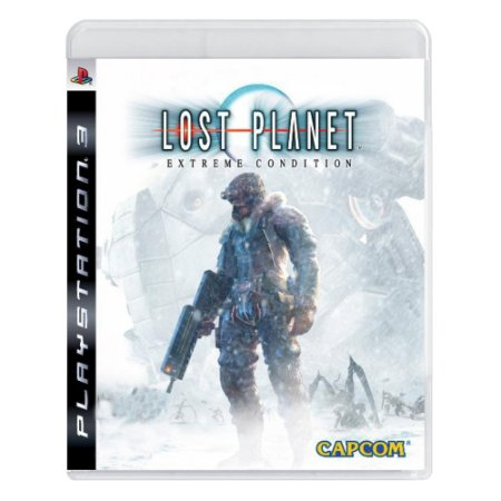 Jogo Lost Planet: Extreme Condition - PS3