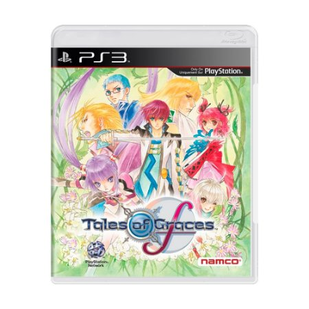 Jogo Tales of Graces F - PS3