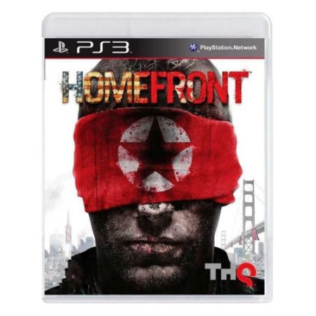 Jogo Homefront - PS3