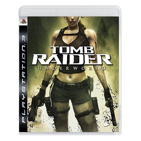 Jogo Tomb Raider: Underworld - PS3