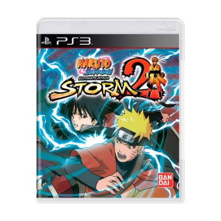 Jogo Naruto Shippuden: Ultimate Ninja Storm 2 - PS3
