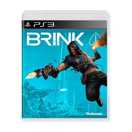 Jogo Brink - PS3