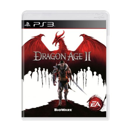 Jogo Dragon Age II - PS3