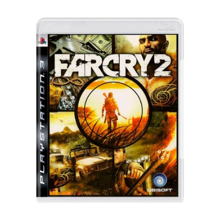 Jogo Far Cry 2 - PS3