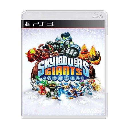 Jogo Skylanders Giants - PS3