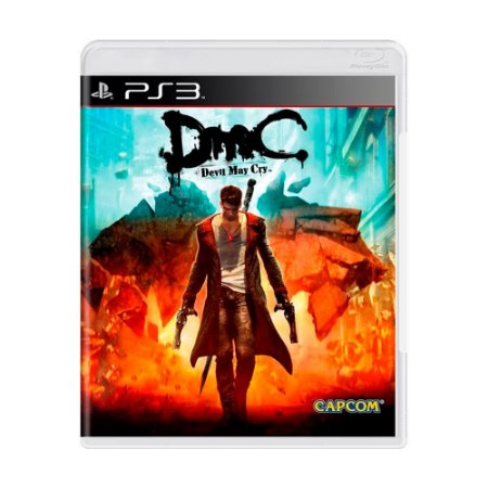 Jogo DmC: Devil May Cry - PS3