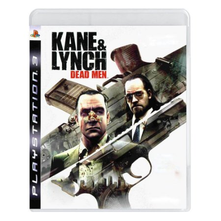 Jogo Kane & Lynch: Dead Men - PS3