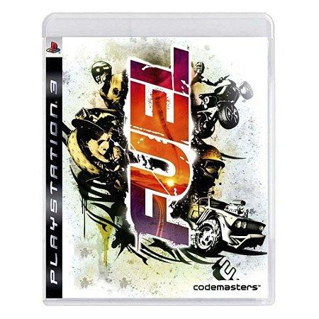 Jogo Fuel - PS3
