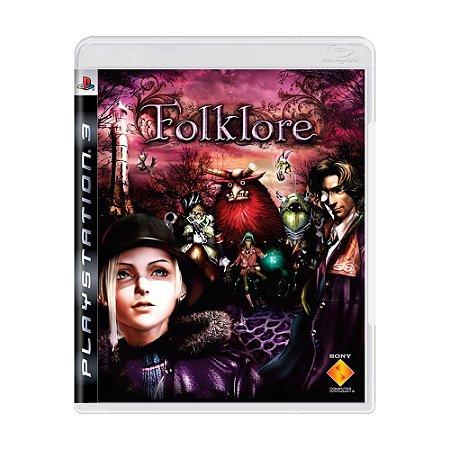 Jogo Folklore - PS3