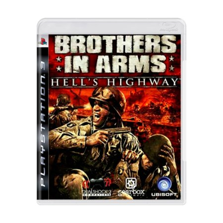 Jogo Brothers In Arms: Hell's Highway - PS3