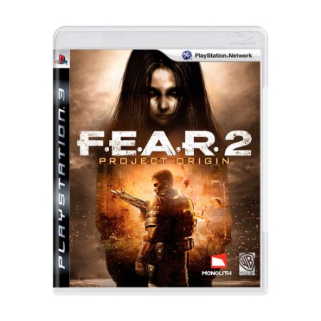 Jogo F.E.A.R. 2: Project Origin - PS3