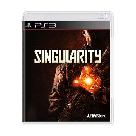 Jogo Singularity - PS3