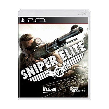 Jogo Sniper Elite V2 - PS3