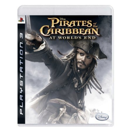 Jogo Pirates of The Caribbean: At World's End - PS3