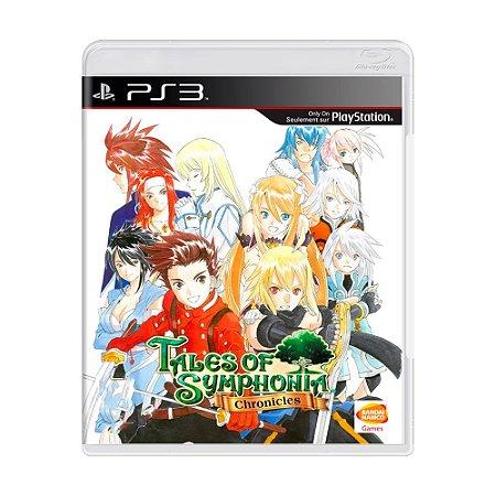 Jogo Tales of Symphonia Chronicles - PS3