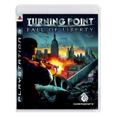 Jogo Turning Point: Fall of Liberty - PS3