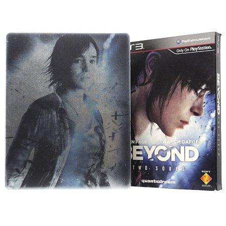 Jogo Beyond: Two Souls (SteelCase) - PS3