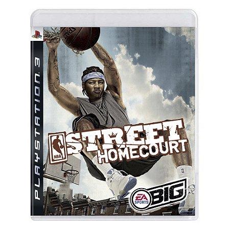 Jogo Street Homecourt - PS3
