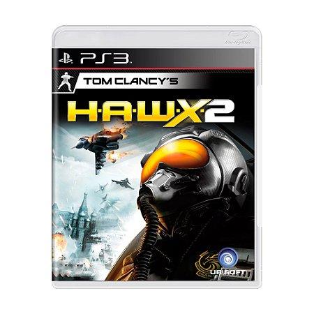 Jogo Tom Clancy's H.A.W.X. 2 - PS3
